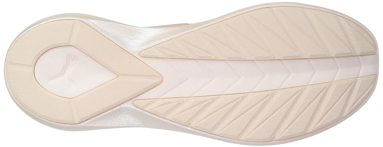 PUMA Women's Rebel Mid WNS En Pointe Sneaker B072N2FPFS 9 B(M) US|Peach Beige-peach Beige