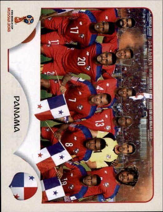 Édgar Bárcenas Panini WM 2018 World Cup Russia Panama Sticker 544