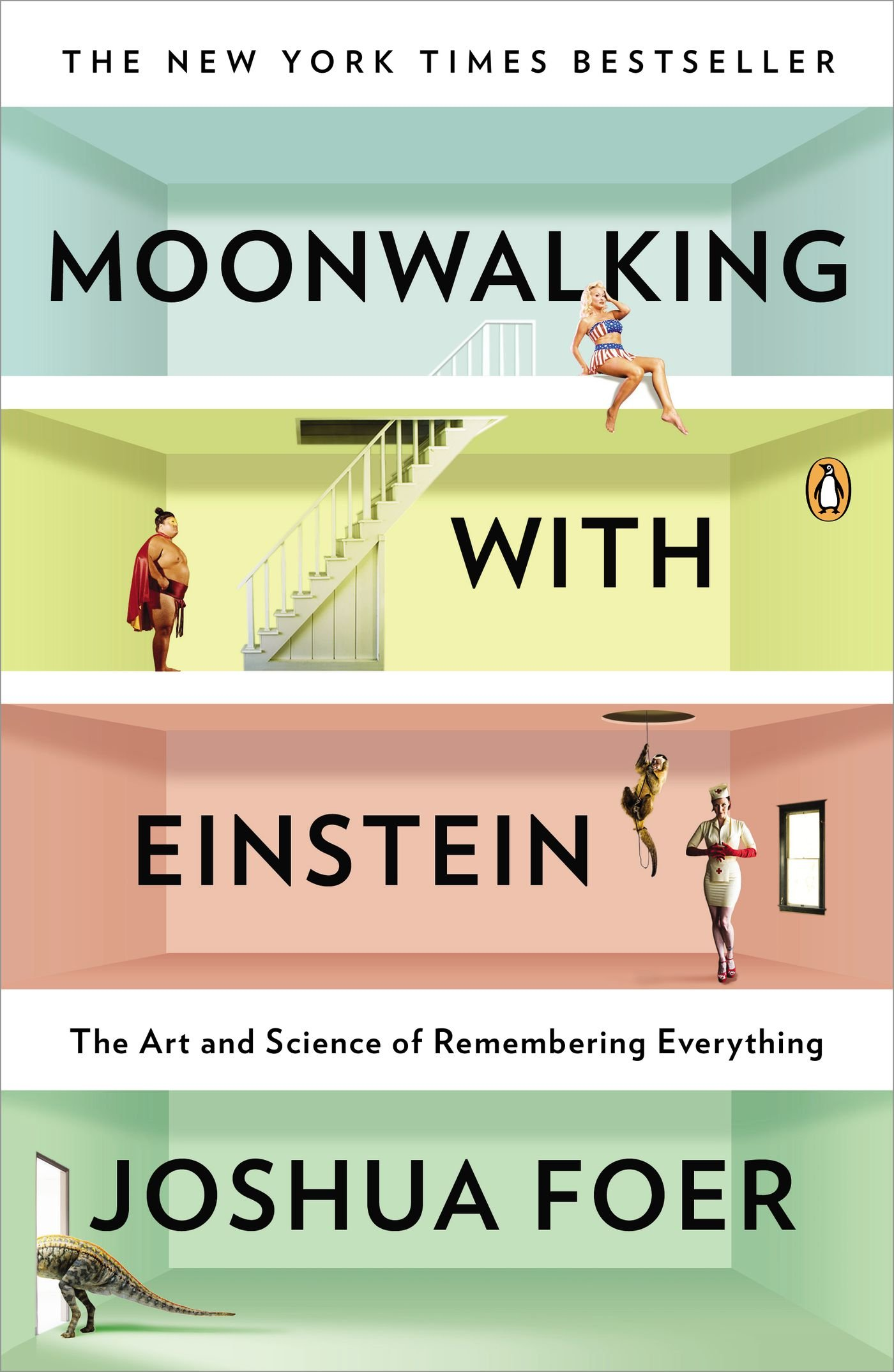 Moonwalking Einstein Science Remembering Everything
