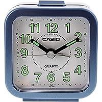 Casio Wake Up Timer Reloj Despertador, Azul, 6.40x3.40x6.70