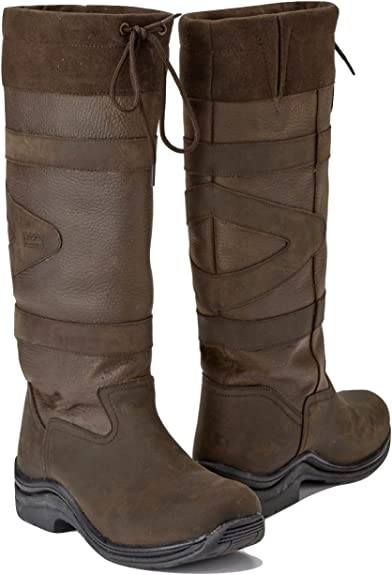 FREE DELIVERY ALL Sizes Ladies // Mens Toggi Quebec Country Boots