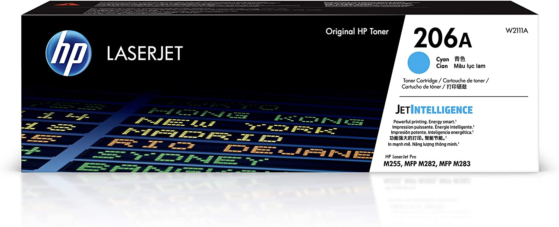 HP 206A | Toner Cartridge | Cyan | W2111A