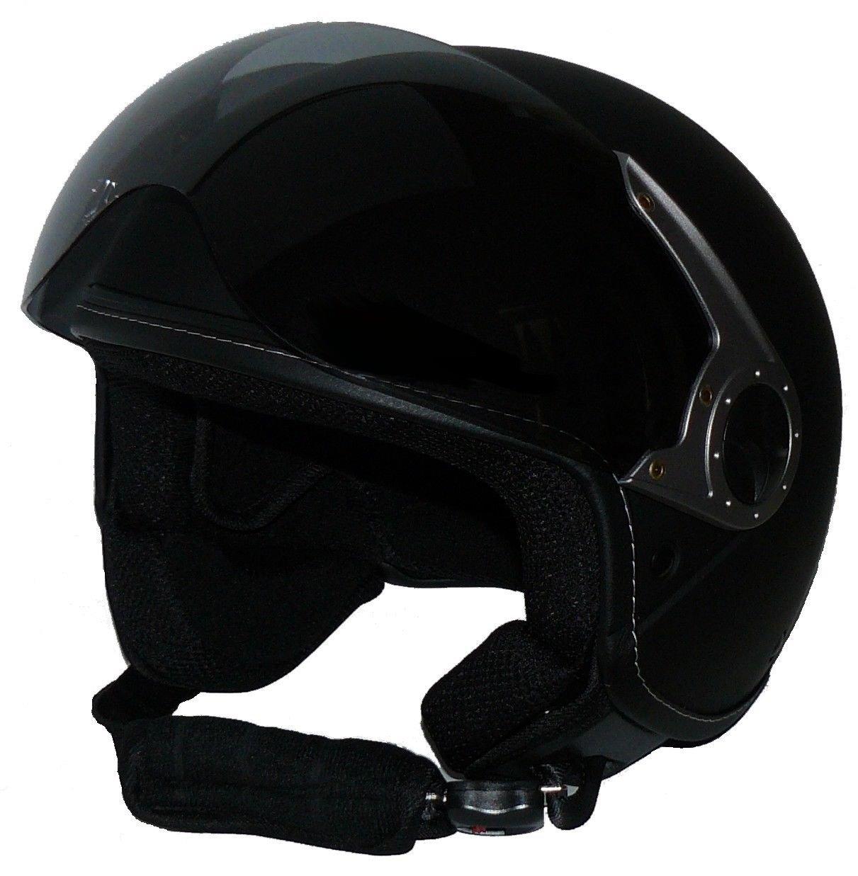 Talla L Negro Protectwear Casco de Moto