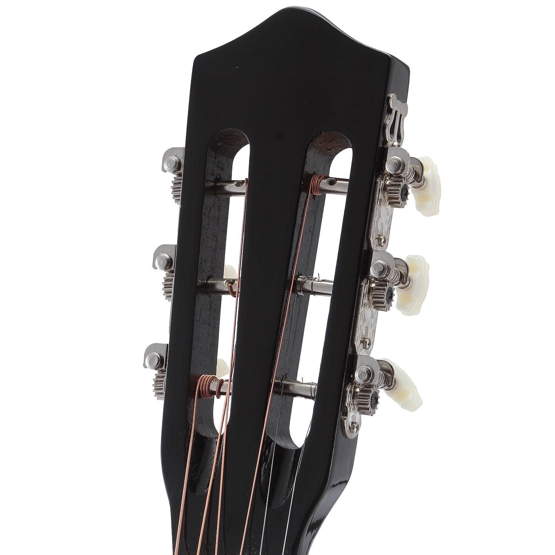Lagrima eléctrica guitarra acústica con diseño con funda para ...