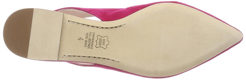 Kennel Slingback und Schmenger Damen Zone Slingback Kennel Ballerinas Pink (Azalea) 096fb1