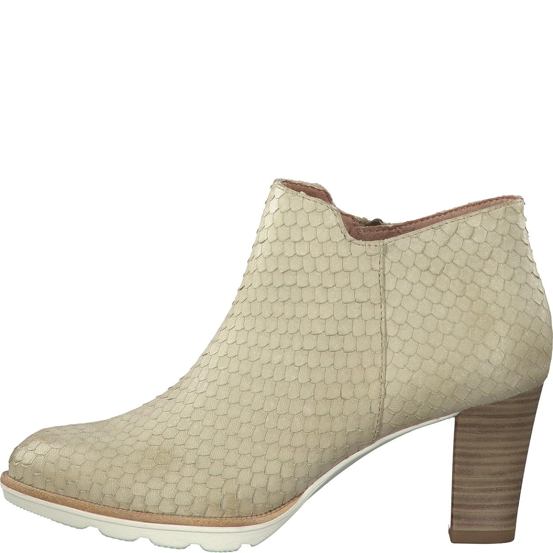 Tamaris 481 25309-28 481 Tamaris Damen Stiefelette aus Glattleder Textilinnenausstattung 62e33a