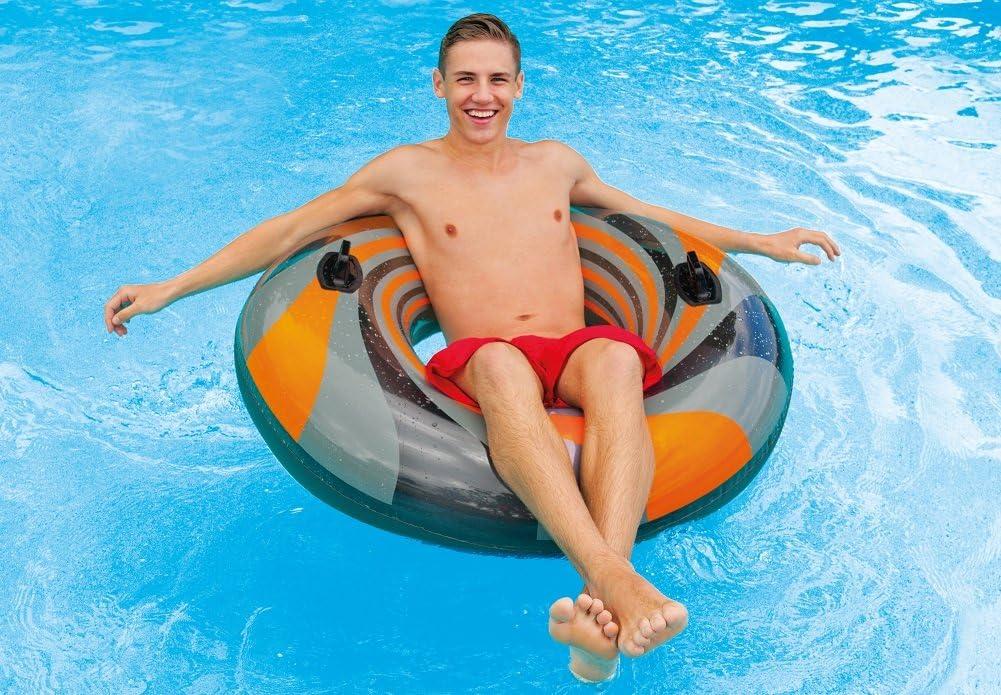 48 Diameter 3 Pack 56277EP Intex Vortex Swim Tube