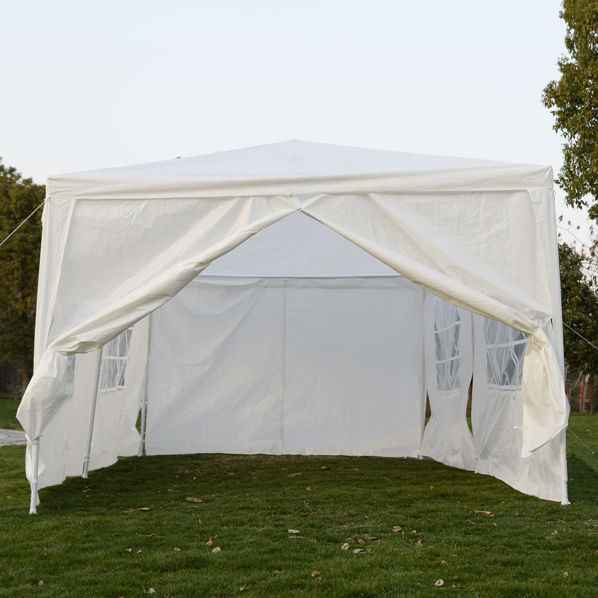 Generic YCUS150720-238  Eventsing Tent He Heavy duty Outdoor 10x20Canopy Gazebo Pavilion Party Wedding Tent Cater Events Outdoor 10