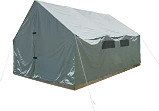 product image for Diamond Brand Gear Elementum Canvas Wall Tent (with Frame)