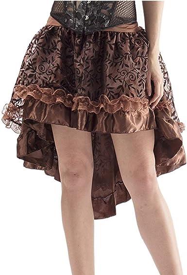 Zooma Gótica de la Falda, Vendimia de Las Mujeres Falda: Amazon ...