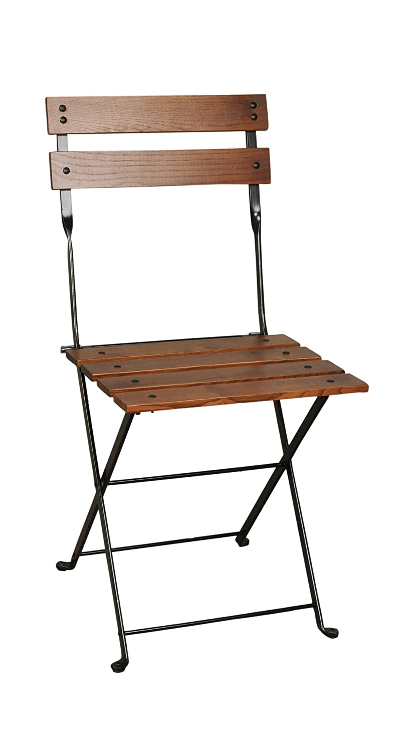 Perfect Amazon.com : Mobel Designhaus French Café Bistro Folding Side  QH42