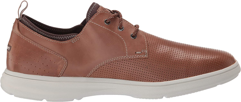 Zaden Plain Toe Oxford Sneaker