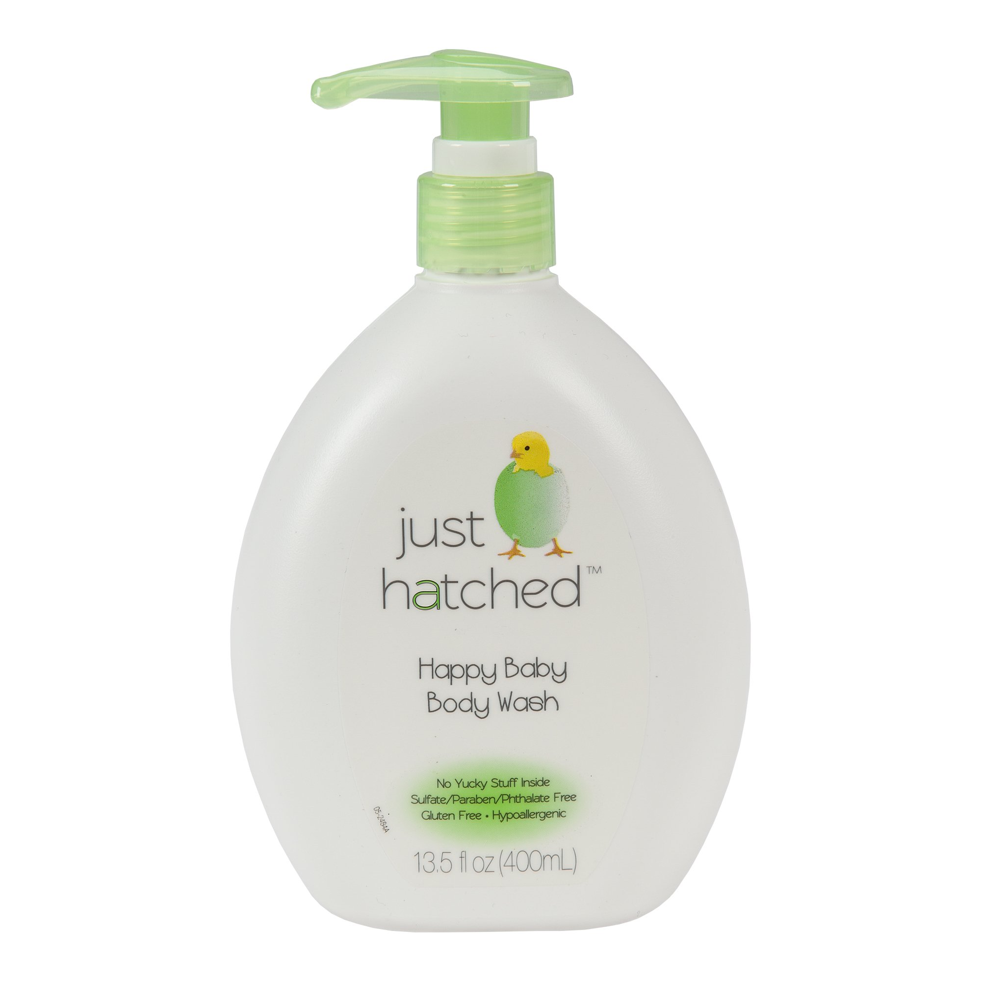 Just Hatched Happy Baby Body Wash, 13.5 Ounce