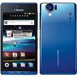 AQUOS PHONE SH-01D docomo [BLUE]