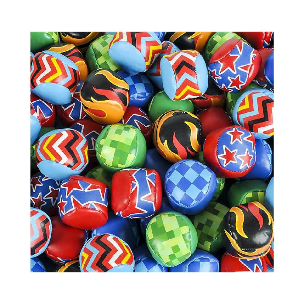 50Pc 2'' Kickball Assortment by Unique's Shop