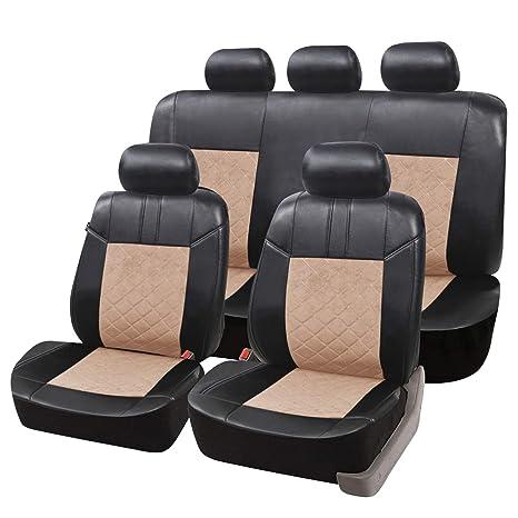Toyota RAV4 Beige Universal Sitzbezüge Sitzbezug Auto Schonbezüge MODERN