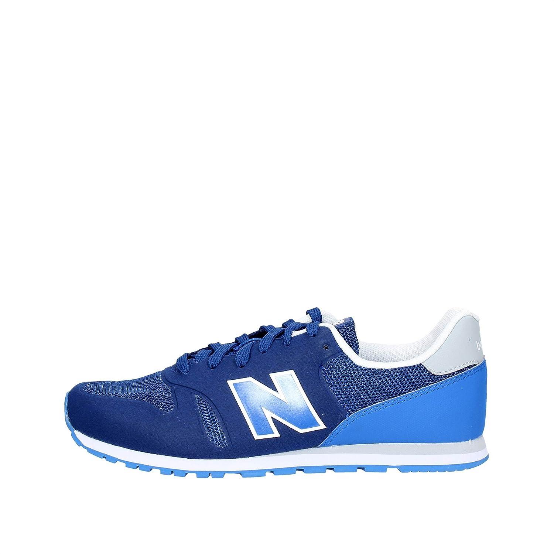 New Balance Kd373ypy, Zapatillas de Deporte Unisex Adulto 38.5 EU|Azul-Azul marino