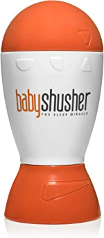 Baby Shusher For Babies — Sleep Miracle Soother Sound Machine For