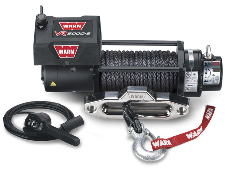 WARN 86260 VR12000 12, 000 lb Winch