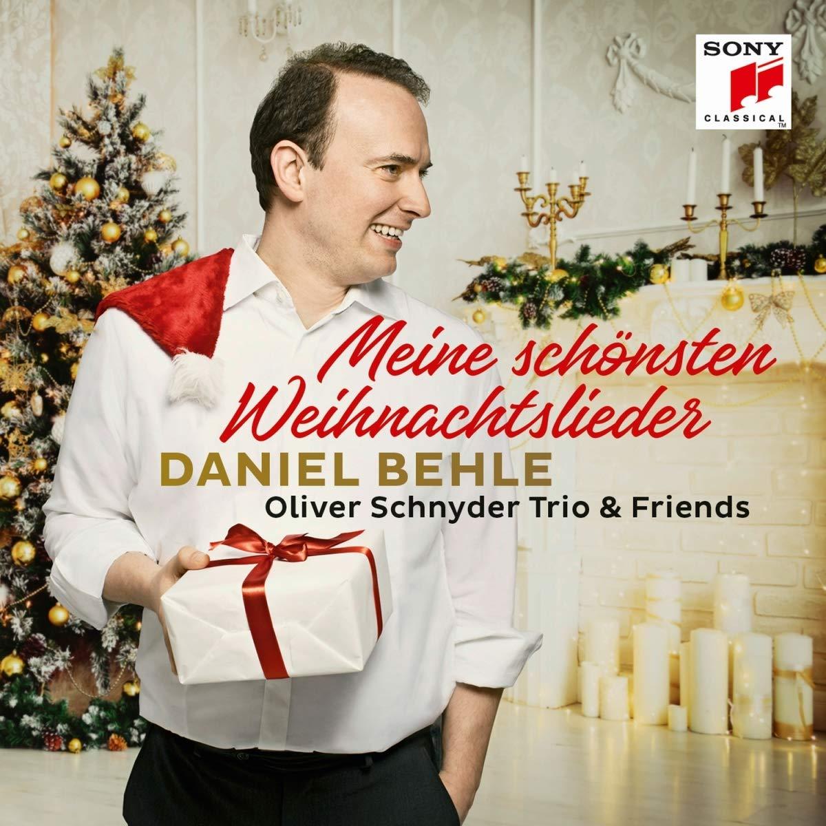 CD : BEHLE, DANIEL / SCHNYDER, OLIVER - Meine Schonsten Weihnachtslieder (Asia - Import)