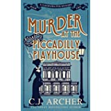 Murder at the Piccadilly Playhouse (Cleopatra Fox Mysteries)