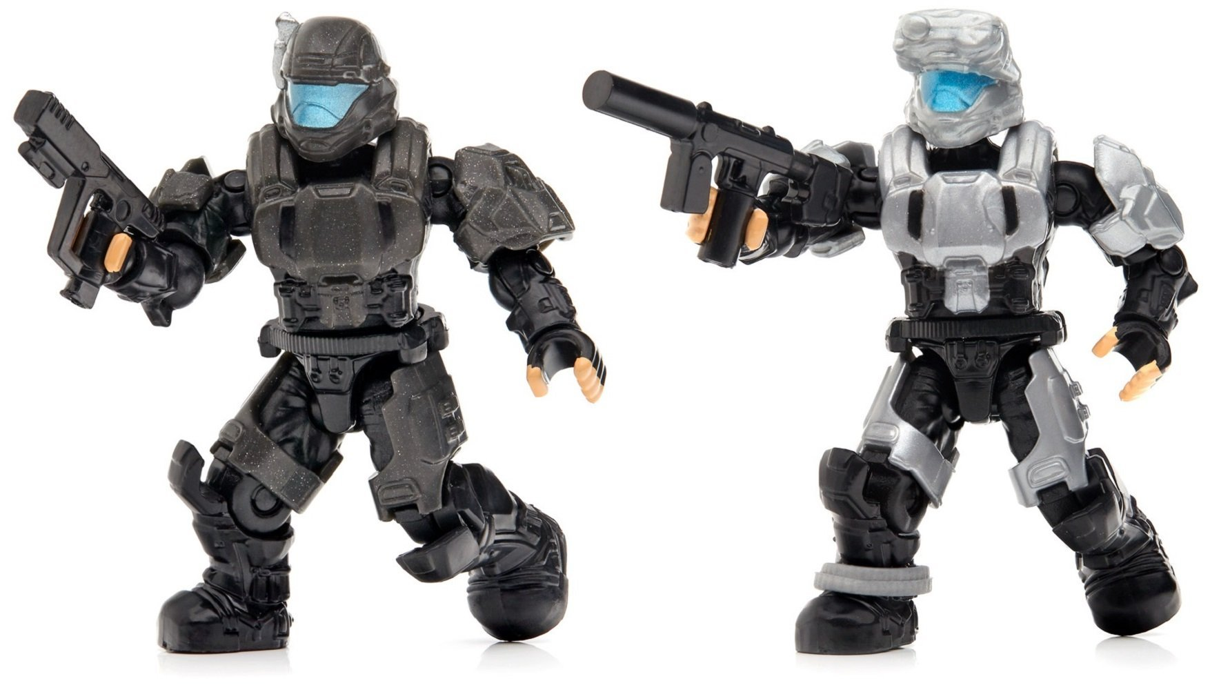 Mega Bloks Halo Elite Orbital Drop Shock Troopers Weapons Customizer Pack