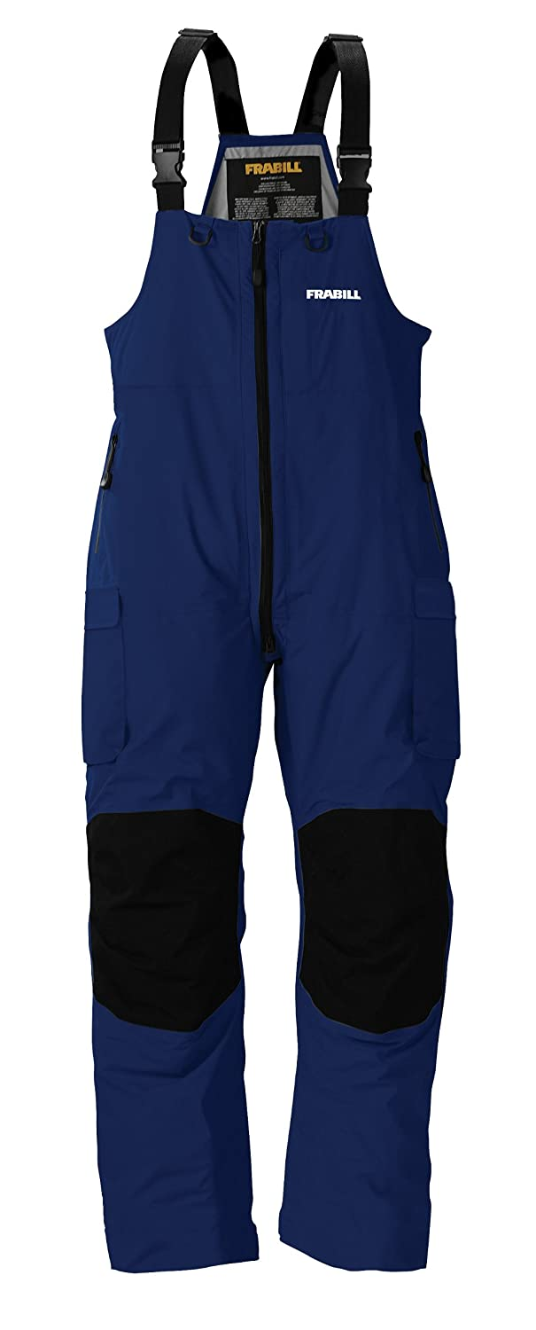 Frabill F3 Gale Rainsuit Bib, Medium 2301111