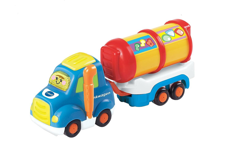 VTech Tut Tut Baby Flitzer - Tankwagen and Anhänger Vtech Electronics 80-164504