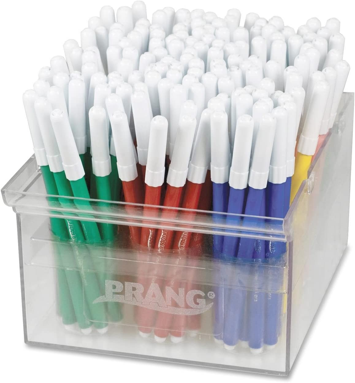 Assorted Colors Set of 96 Prang Classic Art Markers Fine Tip
