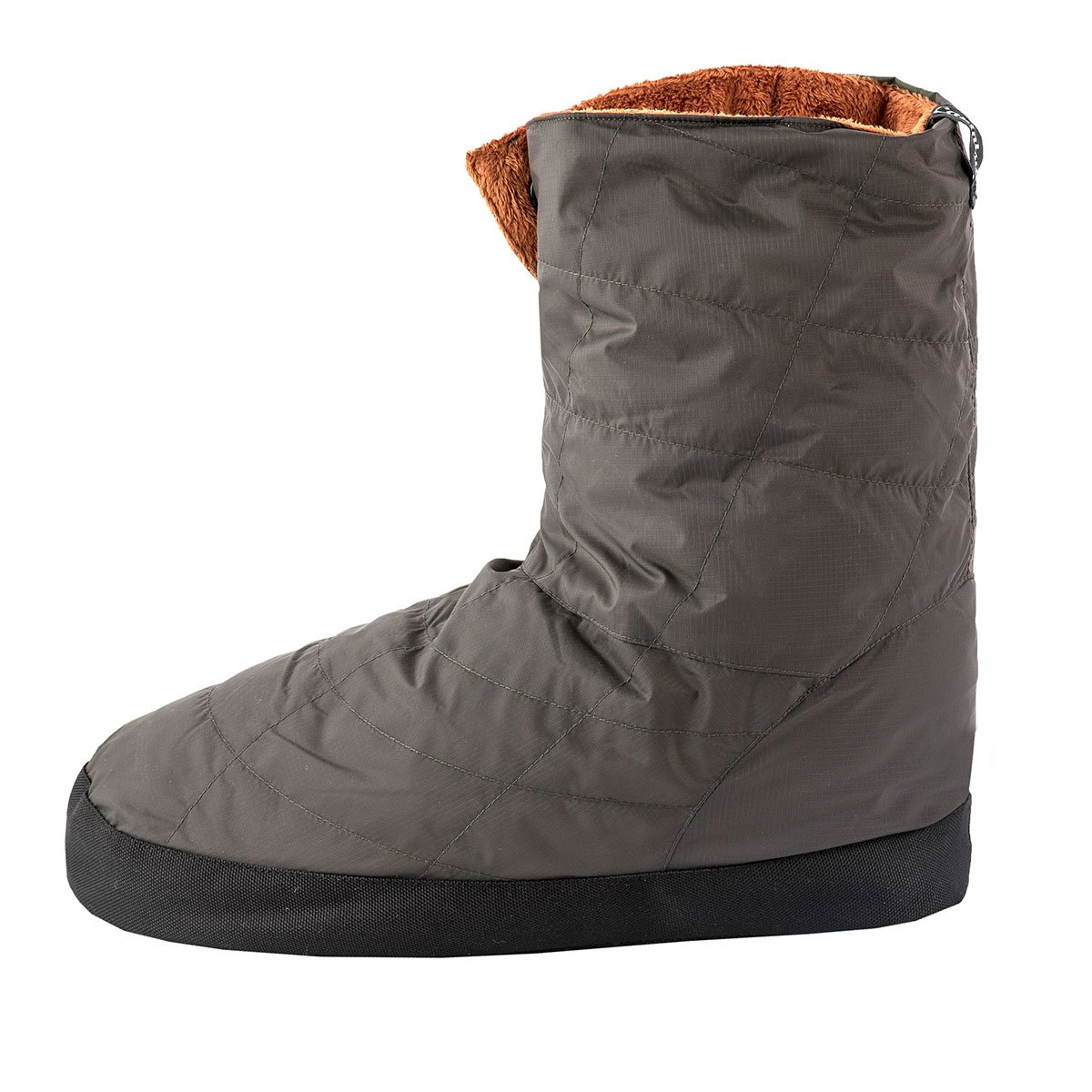 Cabiniste Men's Down Insulated Bootie (Medium, Pewter/Copper) by Cabiniste (Image #5)