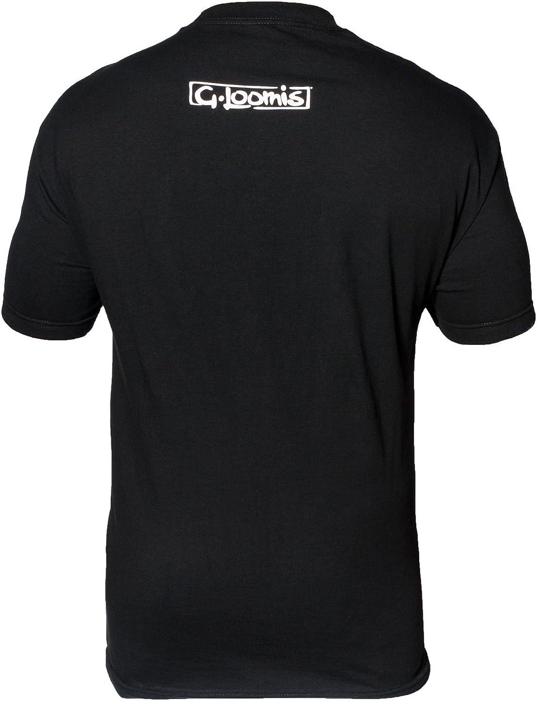 Loomis Corpo T-shirt Noir Taille M G