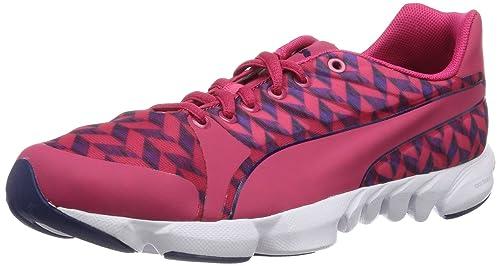 Puma Formlite XT Ultra2 Clash Wns - zapatillas deportivas de material sintético mujer, color rosa, talla 41
