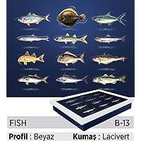 Tepsili Diz Minderi - Fish