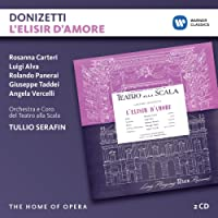 Donizetti: L'elisir d'amore (Home of Opera)