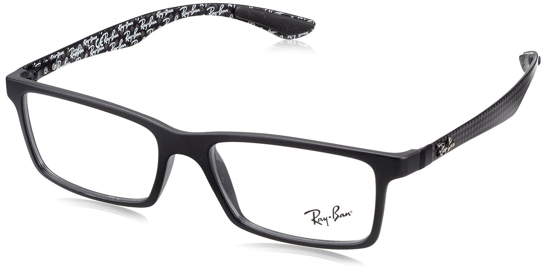 Ray-Ban Herren 8901 Brillengestelle, Schwarz (Negro), 53