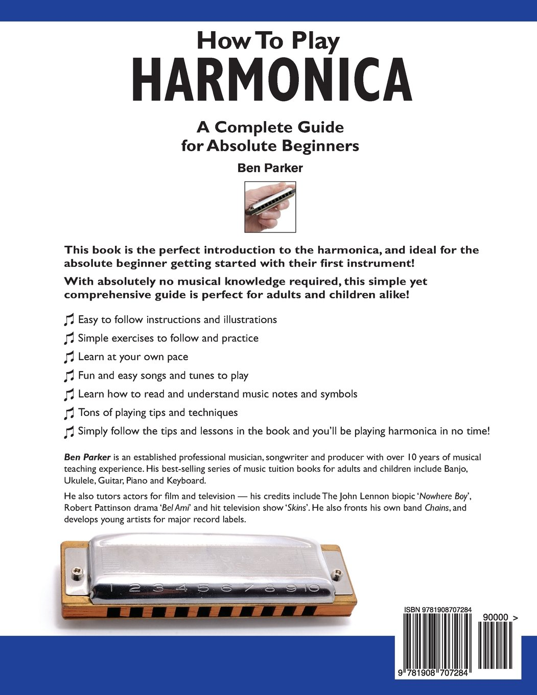 How to Play Harmonica - Harmonica Lessons for Beginners
