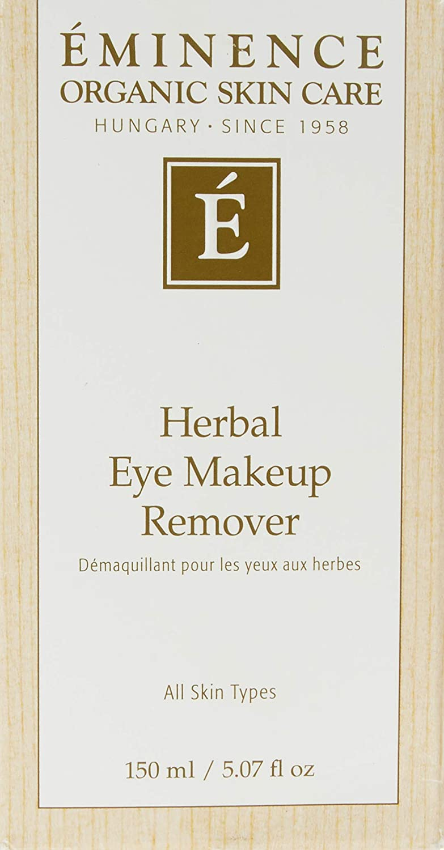 Eminence Herbal Eye Make Up Remover, 5.07 Ounce