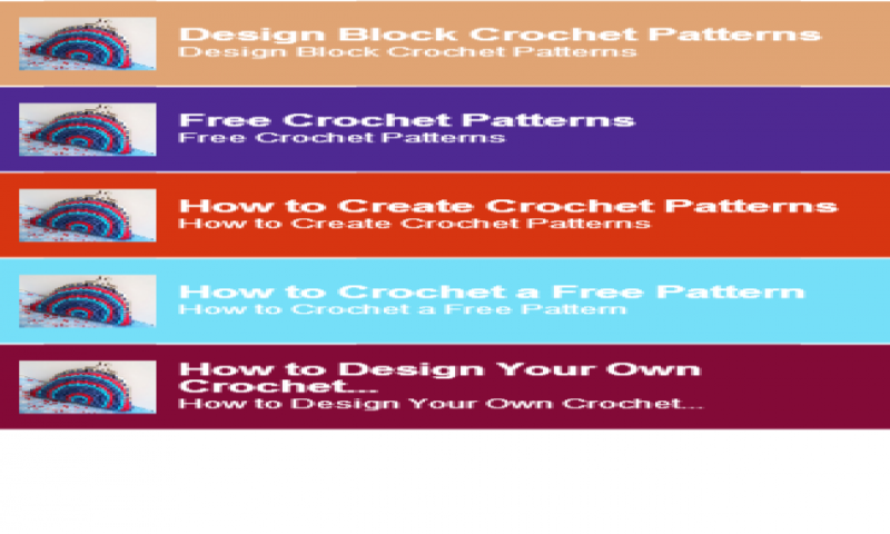 Amazon Create Crochet Patterns Appstore For Android