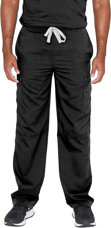 Grey's Anatomy Men's 0212 Modern Fit Cargo Scrub Pant: Clothing