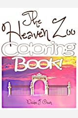 The Heaven Zoo Coloring Book Paperback