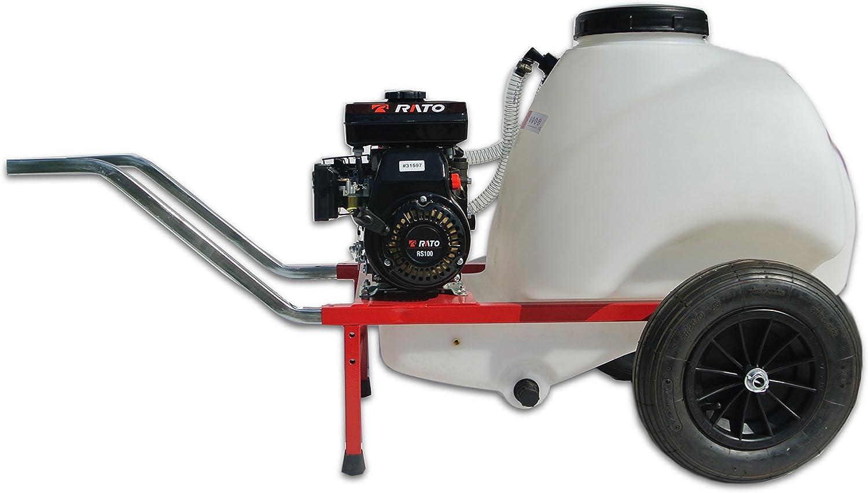 Sbaraglia PM25120 - Motobomba pulverizadora de agua en spray m25-120