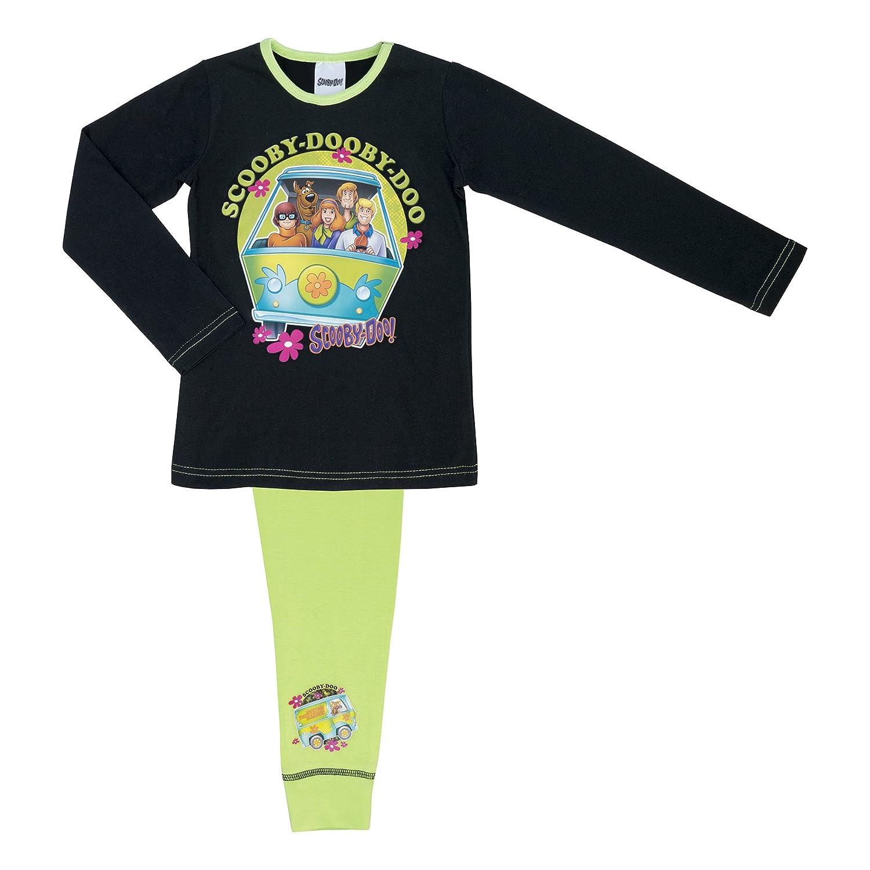 Pigiama della Warner Brothers Scooby Doo Girls - età 3-10 Anni