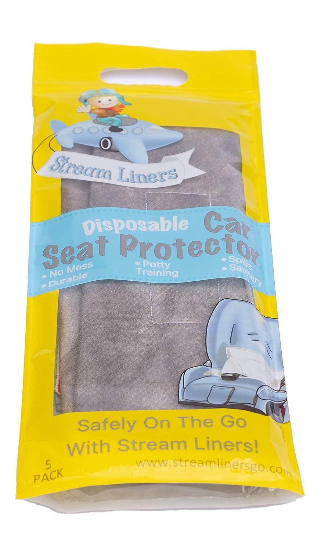 Waterproof Liner Seat Protector f/ür Kleinkinder Kompatibel mit Autositzwagen mit atmungsaktivem 3D-Material Einfach zu trocknen. Storchenbeck Baby Piddle Pad