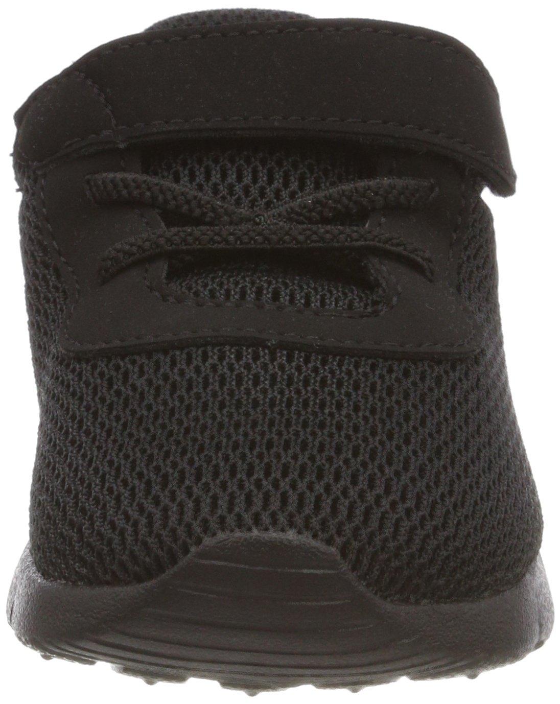 Nike Baby Boy's Tanjun Sneakers (7 M US Toddler, Black/Black) by Nike (Image #4)