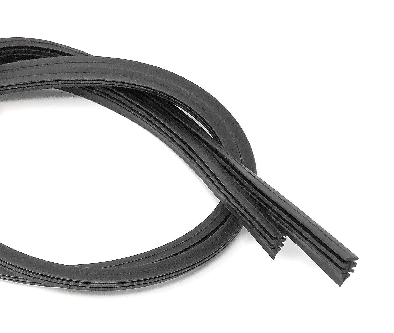 Alfarom Repuestos de Limpiador para Limpiaparabrisas Universal Bosch Aerotwin 700Mm para Coche, 2 Piezas