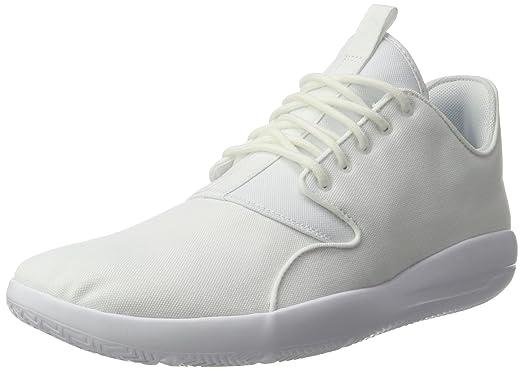 Jordan Eclipse, Zapatillas de Gimnasia para Hombre, Blanco (White/White), 44 EU Nike
