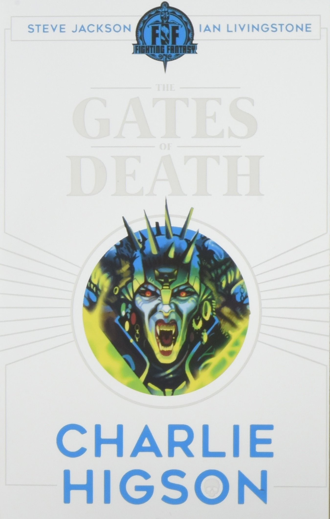 Fighting Fantasy: The Gates of Death: Amazon.es: Higson, Charlie ...