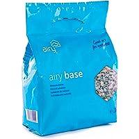 AIRY base - Substrat minéral naturel pour plantes à fleurs et plantes en pot vert - Convient pour le pot innovant AIRY