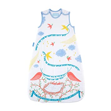 Grobag Rob Ryan Summers - Saco de dormir (2,5 Tog, 0-6 meses): Amazon.es: Bebé