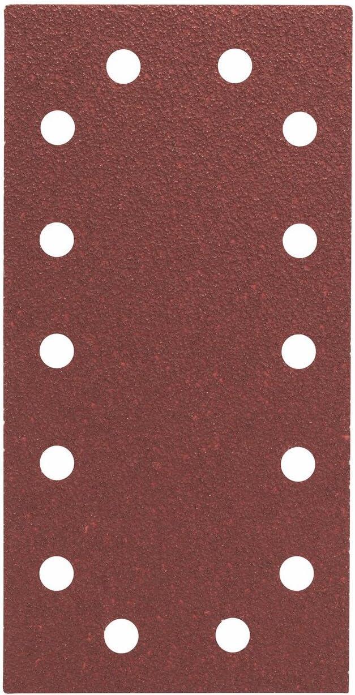115 x 230 mm, 40 Bosch 2608607931 Set de 50 papeles de lija